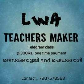 LwA TEACHERS MAKER