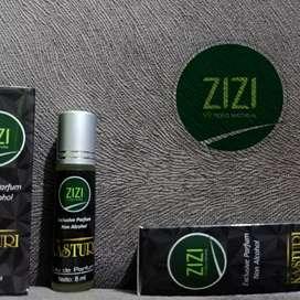 Parfum kasturi zizi non alkohol roll on 8 ml