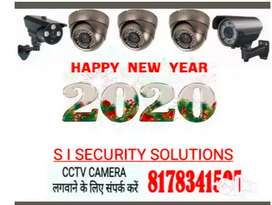 Brand new Cp Plus CCTV with installation 1 year onsite warranty