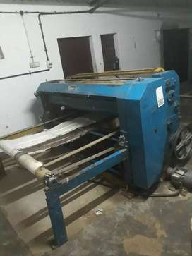 Running Business Paper Plate Factory For Sale