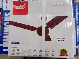 Indo Ceiling fan 56 inchi with 2 Years Warranty