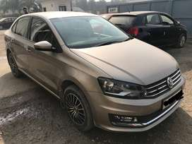 VW Vento Automatic Top Model-First Owner-Well Maintained
