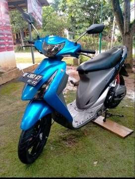 Suzuki spin 125 tahun 2011