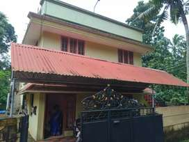 Ground floor for rent . 150m from pravachambalam junction.rent 6000