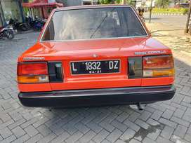 Corolla SE saloon 1986 istimewa