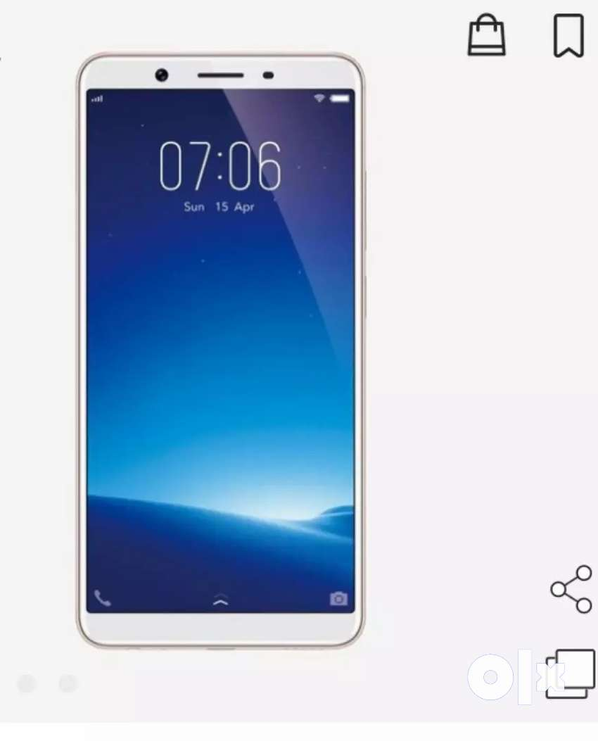 Vivo y 7 1 this mobile is very strong 0