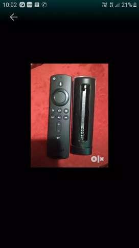 Amazon firestick remote