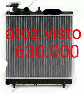 Radiator mesin atoz visto