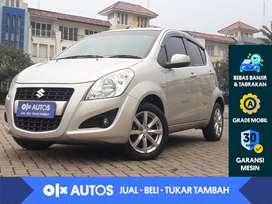 [OLX Autos] Suzuki Splash 1.2 DR M/T 2015 Silver