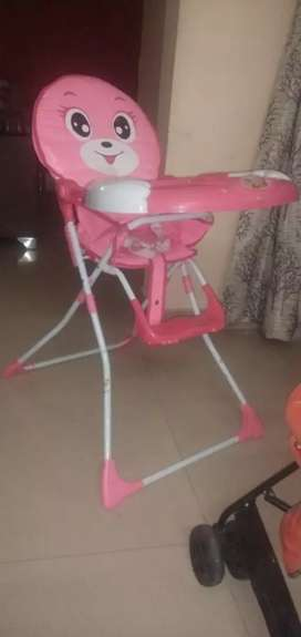 Baby food chair