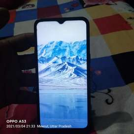 Realme5 phone good condition new brand