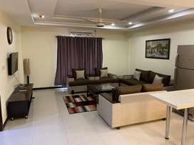 Haight 1ext luxury 1 bedroom apartment for rent In bahria town