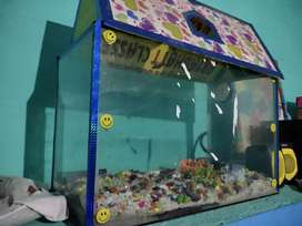 Fish aquarium nice condition