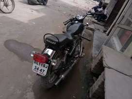 Excellent condition self not work , new battery , n new rear Tyre.