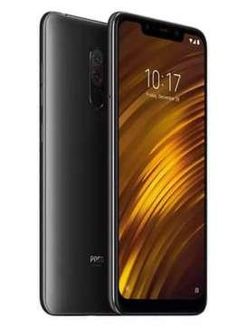 Poco F1 by Xiaomi (Graphite Black, 6GB RAM, 64GB Storage)