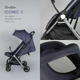 Stroller iconic tidak pernah dipakai