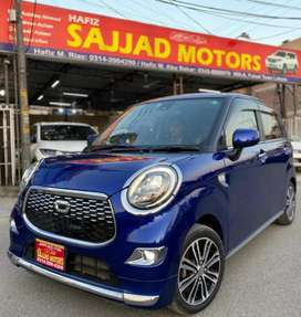 Daihatsu Cast Turbo Edition Model 2016