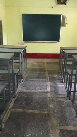 New 10 Benches for Tution class