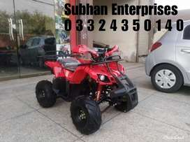 Hammer Jeep 125cc Atv Quad 4Wheel Bike W/ Reverse Gear Deliver All Pak