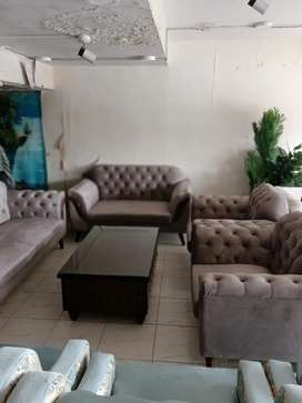 Grand sofa set collection