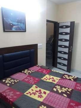1 Rk studio apartment for rent in sushant lok 1