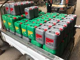 Hydraulic Oil 68 & Engine Oil HD 50 at wholesale rate