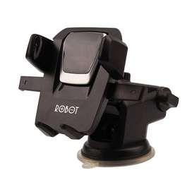 Robot RT-CH03 Car Holder Smartphone - Hitam