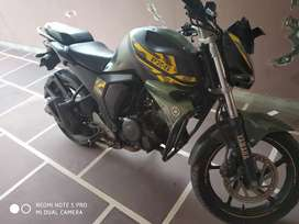 FZ S 2.0 VERSION WITH FI INJECTOR