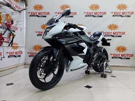 02 Kawasaki Ninja RR mono ABS th 2014 joss banget #Eny Motor#
