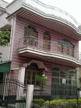 Fully furnished PG for men in Saltlake Sector 2, near 206 bus stand.
