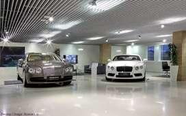 3500 sqft ground floor car showroom vyttila
