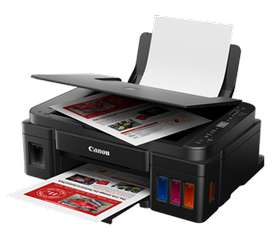 PRINTER CANON G3010 Wifi PSC | By Astikom