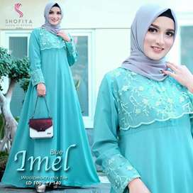 Imel Dress Wanita