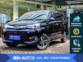 [OLXAutos] Toyota Avanza 1.5 Veloz A/T 2015 Hitam