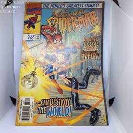 The Sensational Spider-Man #20 Comic Marvel