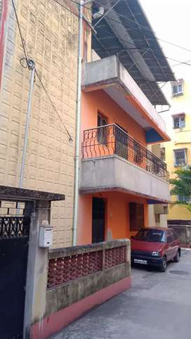 PG available at tollygunge, semi furnished property