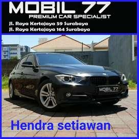 BMW 320i 2.0cc tahun 2014.