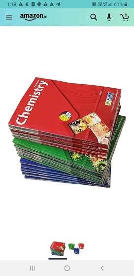 Neet allen full course books
