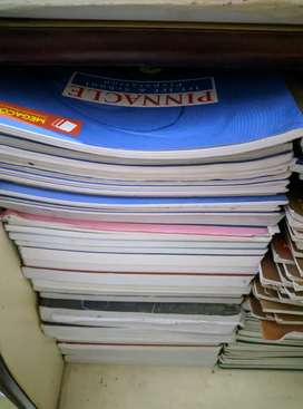 Fiitjee IIT full course 11th and 12th & separate study material aswell