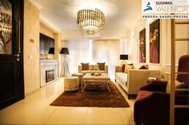 8/10 Marla 3 BHK Floor with lifts on Airport Road Near Chandigarh