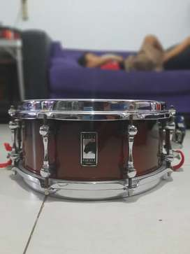 SNARE DRUM Black Panther Panthom 12x5inch