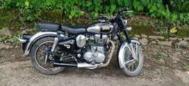 Royal Enfield 500chrome bullet