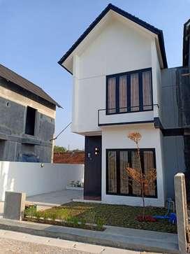 Dijual Hunian 2 Lantai 530 Juta Dengan Konsep SMart Home Di Piyungan