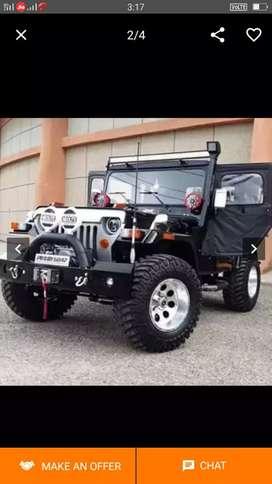 Gypsy and Jeep and Mahindra Thar modified sidhu motors
