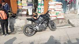 Exchange with ktm duke only