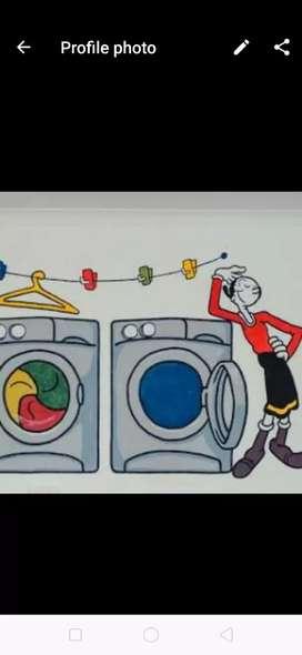 Lowongan Laundry