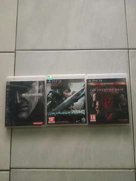 Bd ps3 metal gear collection