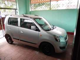 Wagon R 2016 VXI  2128 km