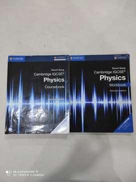 Cambridge IGCSE Physics coursebook dan workbook 2nd edition