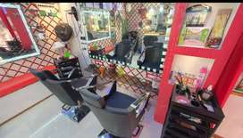 Required a skilled beautician at A Ladies Parlour